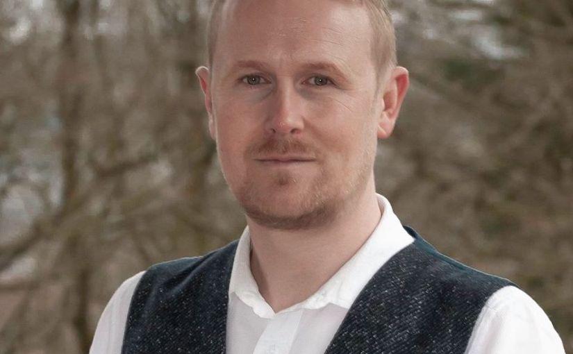 Intervista a Ross Marshall, attore escrittore