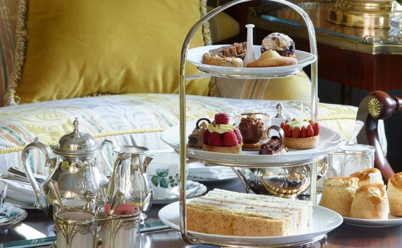 The history of afternoon tea: an undeniably Britishtradition